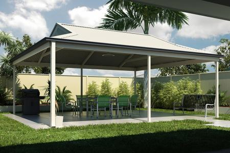 Lysaght Living Collection Pergolas Adelaide